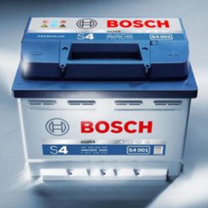 Baterie Bosch S4 42 Ah